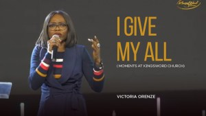 Victoria Orenze - I want to See You (Lyrics, Mp3 Download)