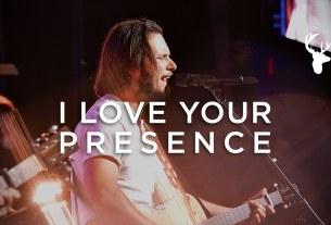 Austin Johnson - I Love Your Presence
