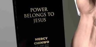 Power Belongs To Jesus
