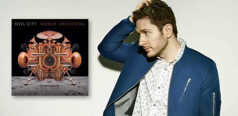 NEWS: Owl City Releases New Album, Set to Perform on The