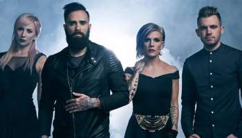 news skillets feel invincible scores grammy nominees first hot christian songs chart topper