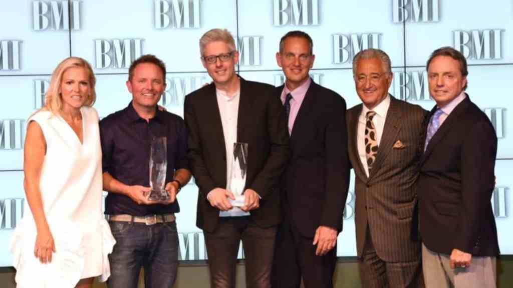 bmi songwriter of the year