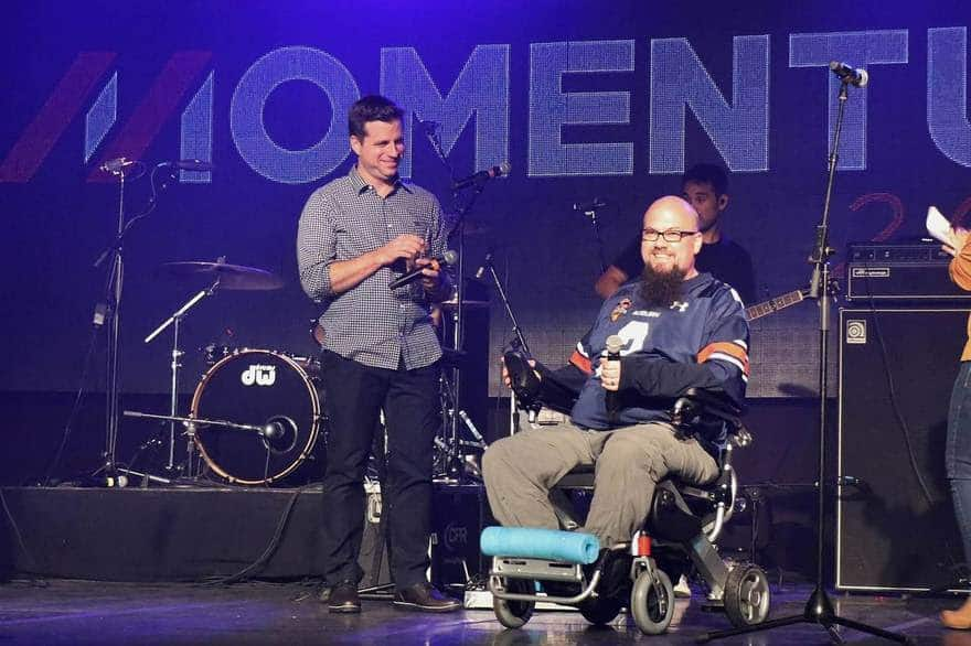 News Big Daddy Weave Honored With Rich Mullins Impact Award