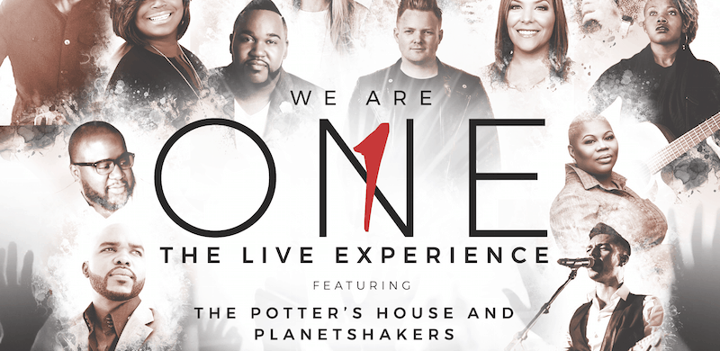 Bishop T D  Jakes' The Potter's House and Planetshakers Partner To