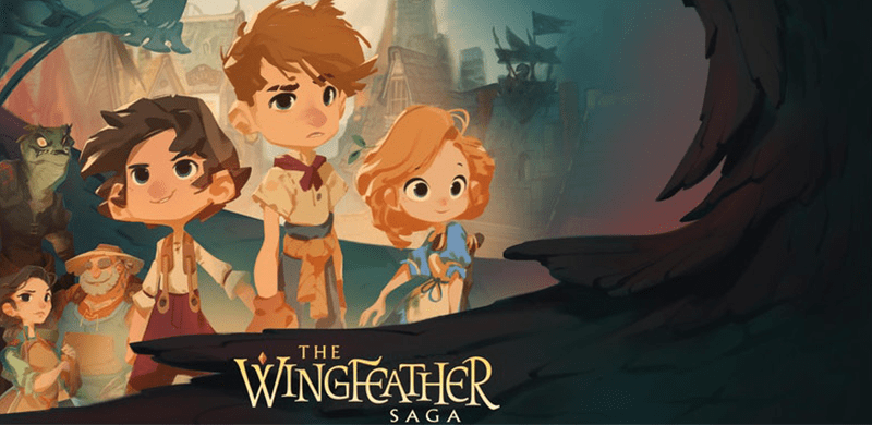 Andrew Petersons The Wingfeather Saga Short Film Premieres In