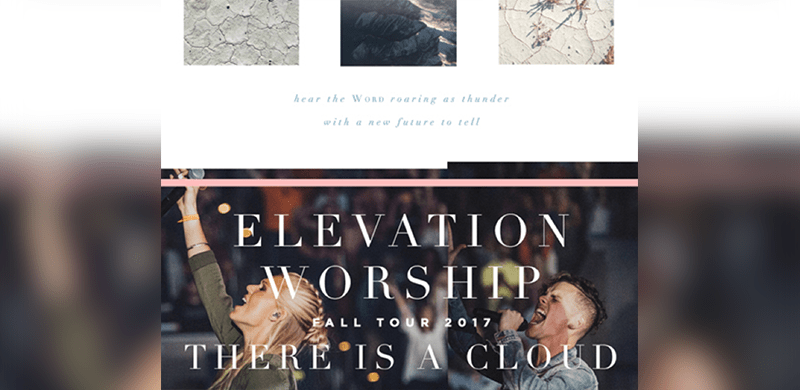 Elevation Worship Leads Capacity Crowds In Praise - The