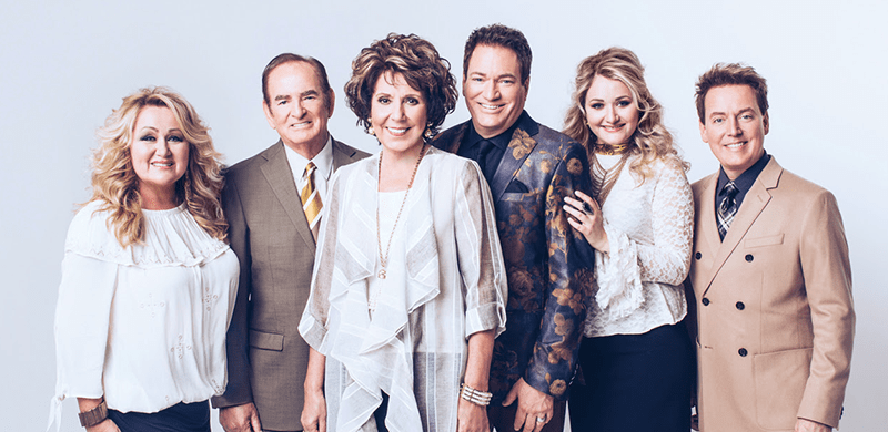 GMA Hall of Fame Members The Hoppers Pay Tribute to Gospel