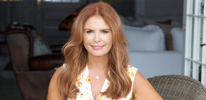 Industry Qa Roma Downey Founder President Lightworkers Media