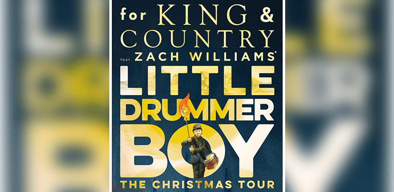 two time grammy award winning duo for king country announce nationwide christmas tour - For King And Country Christmas Album