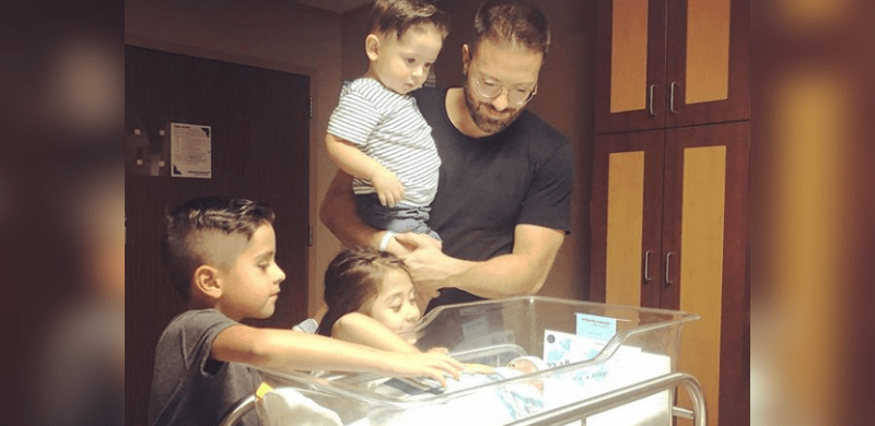 Danny And Leyicet Gokey Welcome 4th Child - The Gospel Music