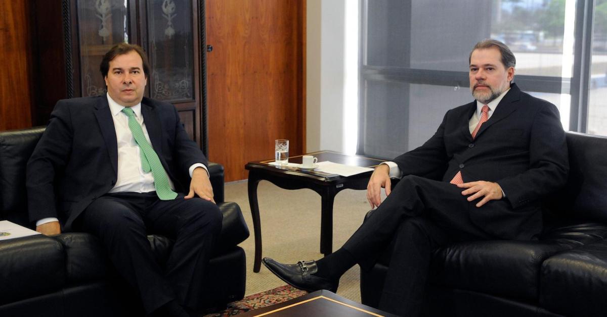 """Toffoli defende Maia após críticas de Bolsonaro: """"Atuação responsável"""""""