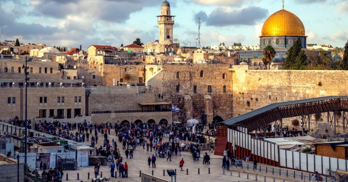 Yom Yerushalayim – Dia de Jerusalém