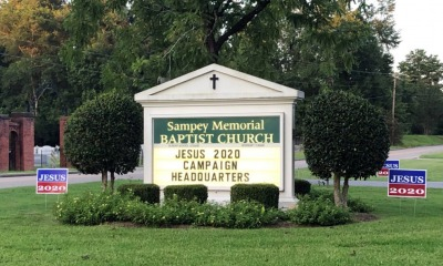baptist church sampey memorial jesus 2020