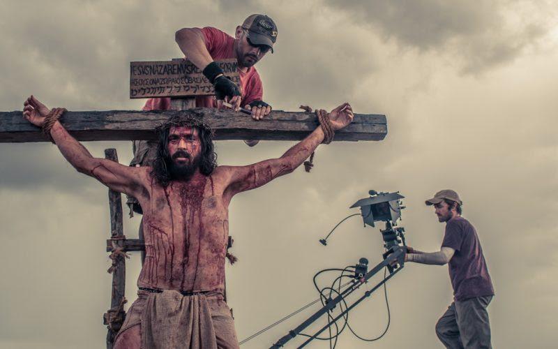 Cena de Jesus na Cruz