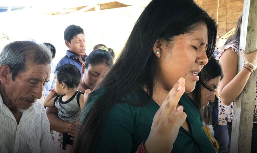 Cristãos protestantes no México