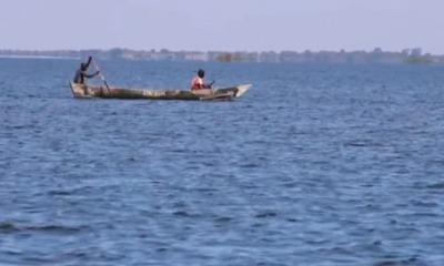Lago Kyoga Uganda