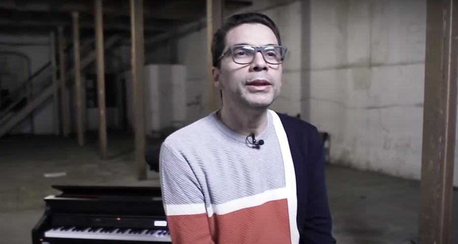 Cantor Paulo Cesar Baruk