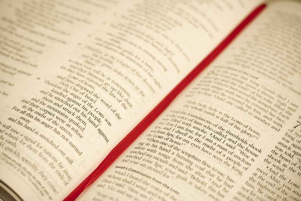 The storyline of Scripture
