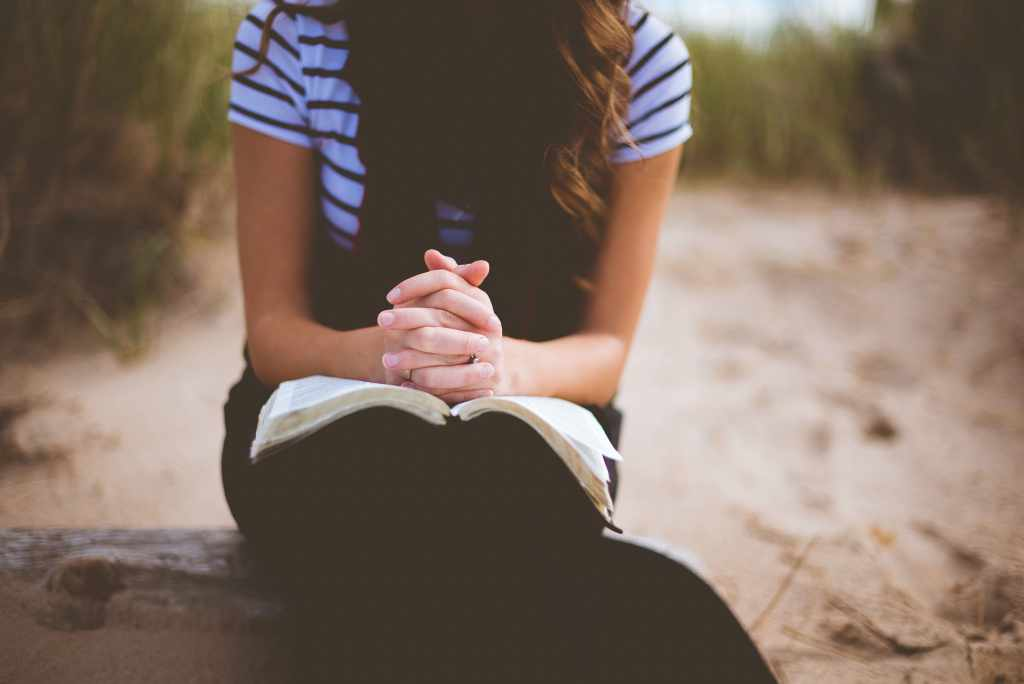 One Simple Method for Praying the Bible