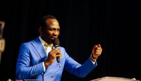 One Touch song Lyric by – Dr Pastor Paul Enenche