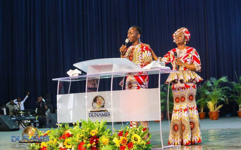 Blessing Sunday Parental Declaration by Dr & Mrs Paul Enenche