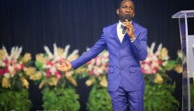 The Glory of The Latter House Lyric [Shake the Heavens] by Dr Paul Enenche