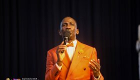 Tongues of Fire And Prophetic Declaration by - Dr Paul Enenche