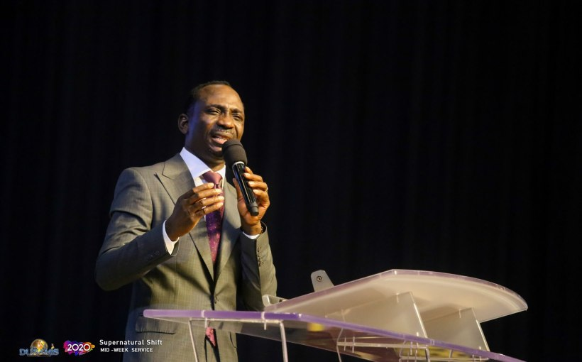 July 2020 Preservation Service Message mp3 by Dr. Paul Enenche