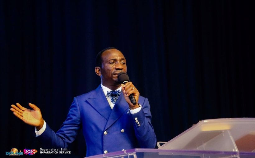 Dimensions of the Spirit Message mp3 by Dr Paul Enenche