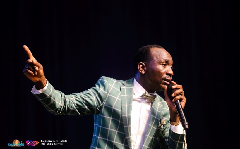 Love And Supernatural Shifts mp3 by Dr Paul Enenche