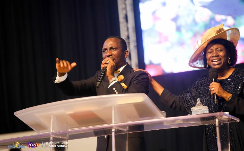 September 2020 Messages by Dr Pastor Paul Enenche