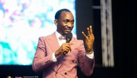 November 2020 Blessing Prophetic Declaration mp3 by Dr. Paul Enenche