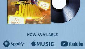My Time To Shine mp3 Afrobeat gospel Praise by Joy Honest