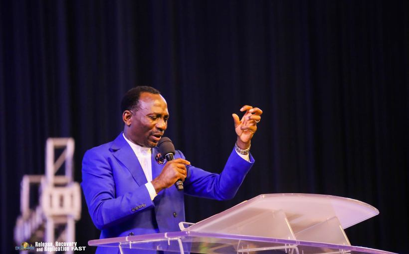 Faith Levels And Growth Message mp3 by Dr. Pastor Paul Enenche