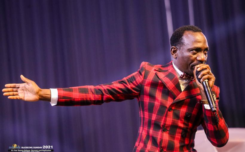 The Blessing Of Dedication Message mp3 (1&2) By: Dr. Paul Enenche