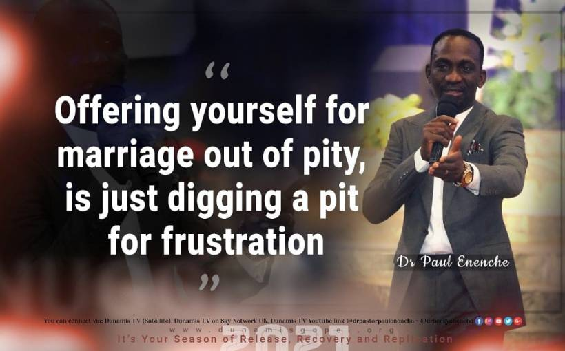 February 2021 Married And Singles Seminar Message by Dr Mrs Becky And Paul Enenche