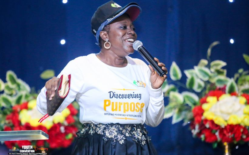 Foundation For Fulfilling Destiny mp3 Message by Dr Mrs Becky Enenche