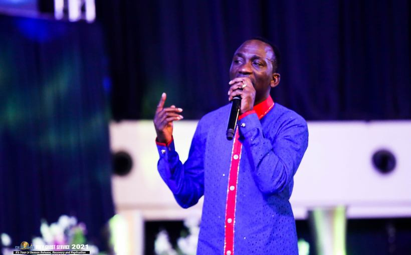 Fulfilling Destiny Message mp3 by Dr Paul Enenche