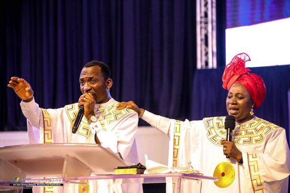 The Blessing of God And The Destiny of Man (2) mp3 by Dr Paul Enenche below: