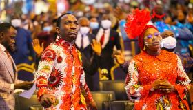 July 2021 Blessing Sunday High Praise by The Glory Dome Choir