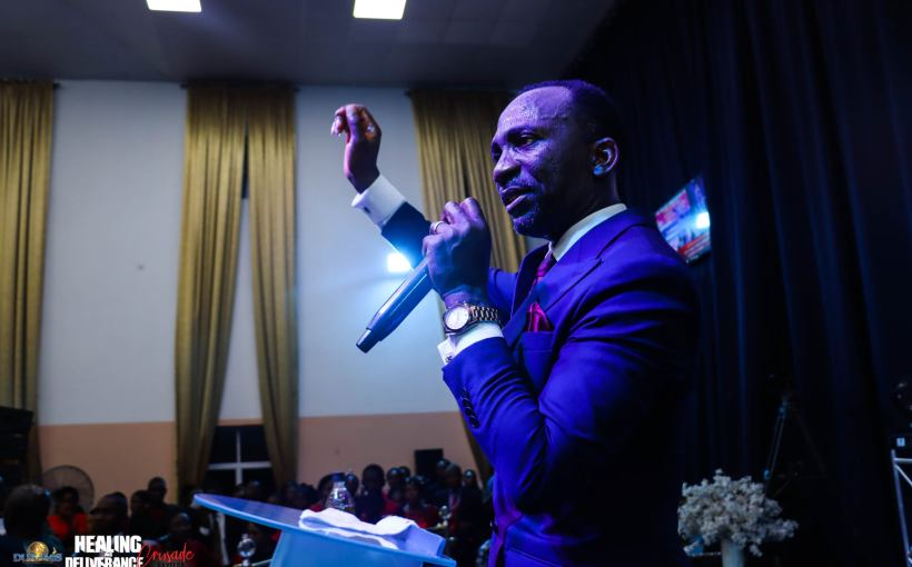 Components of Productive Prayer mp3(1-3) By Dr. Pastor Paul Enenche