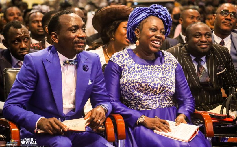 The Mantle of The Rain Message mp3 By Dr Paul Enenche