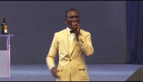 Your Preservation In The Word By: Dr. Paul Enenche