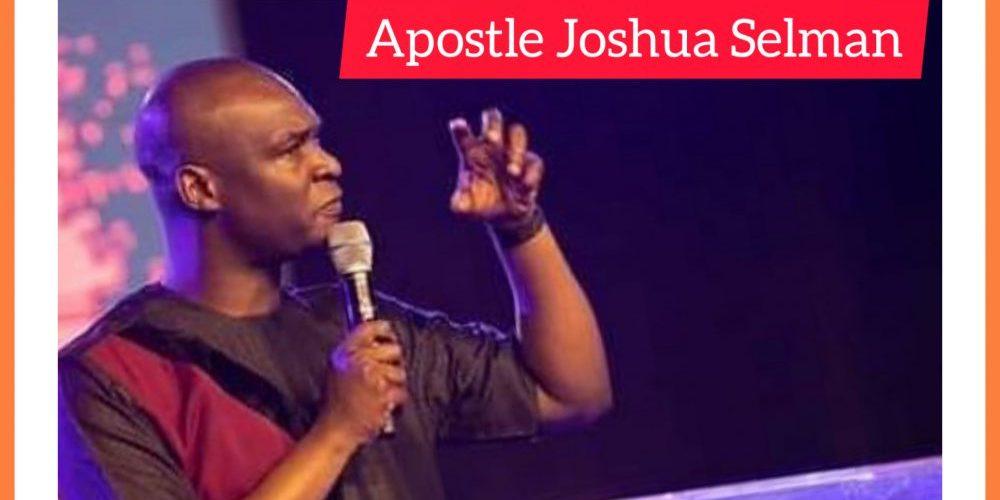 Sermon & Messages by Apostle Joshua Selman @gospeltrendz.com