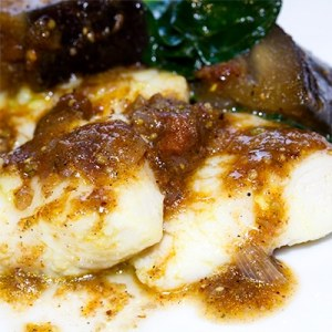 South Asian Fish Curry