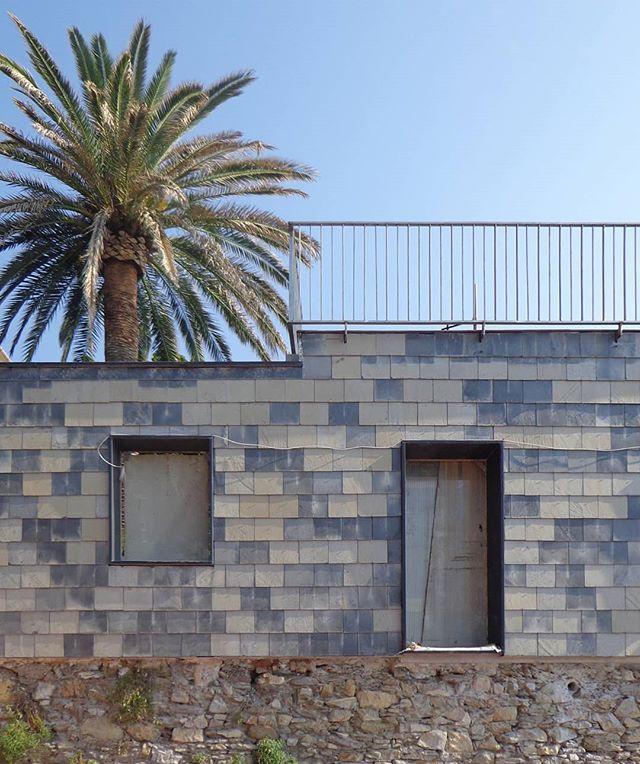 Sneak peek of cliff house south facade,…