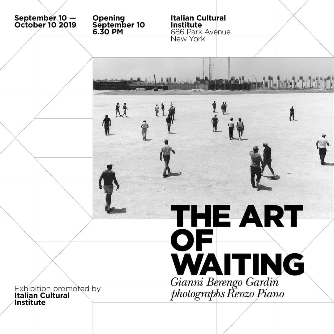 """""""The Art of Waiting – Gianni Berengo…"""