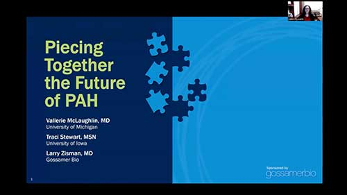 title-Piecing Together the Future of Pulmonary Arterial Hypertension (PAH)