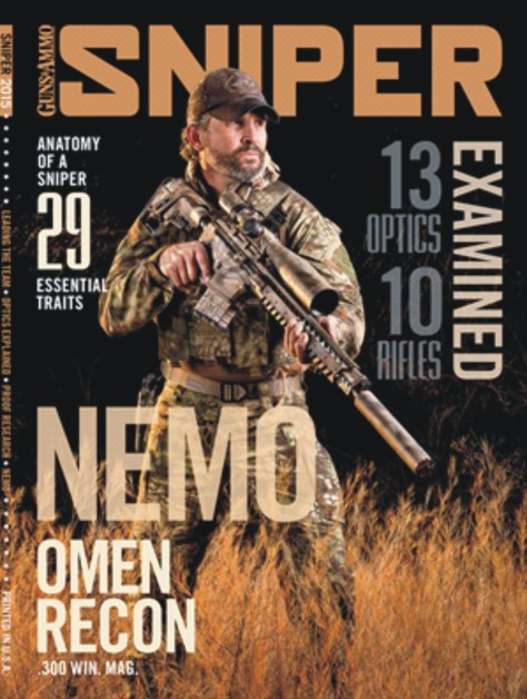 Sniper Mag Cover with Jack
