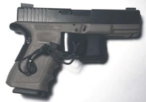 Undercover Glock